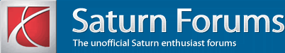 The Saturn Forums